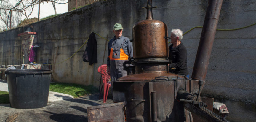 Foto/video: Na rakiji kod Baraća u Sopotu