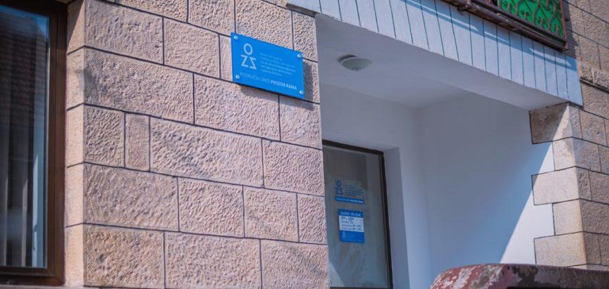 Ured Zavoda zdravstvenog osiguranja krenuo s radom na novoj adresi