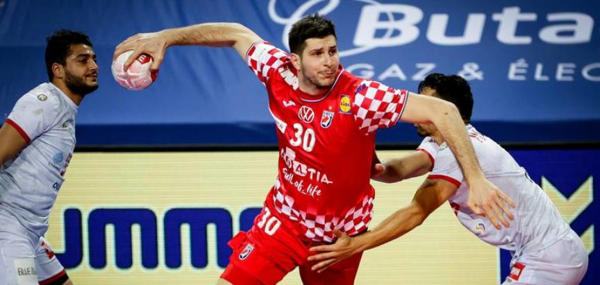 Hrvatski rukometaši savladali Tunis 30:27