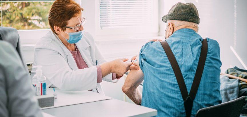 """Započelo cijepljenje pacijenata protiv COVID-19 u Domu zdravlja """"Rama"""""""