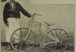 Jozo Džambo: Hasan Maglajlija i njegov drveni bicikl