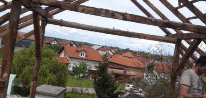 Općina Prozor-Rama i Crveni križ za obitelj Bazina u Petrinji uplatili 7.000 KM