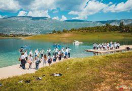 Volonterska akcija na Ramskom i Jablaničkom jezeru u organizaciji Zelene Mreže i Via Dinarice