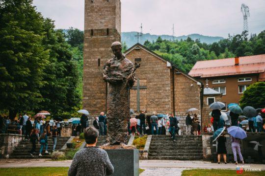 Svečano proslavljen sv. Ante u Gračacu