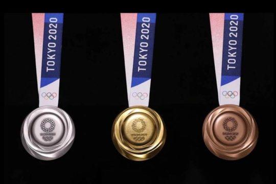Olimpijske medalje u Tokiju napravljene od reciklirane elektronike