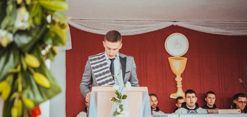 Fra Antonio Baketarić proslavio mladu misu