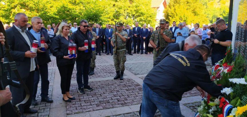 UZDOL: Obilježena 28. obljetnica zločina nad Hrvatima Uzdola