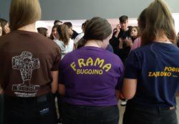 FRAMA RUMBOCI: A povrh svega ljubav!