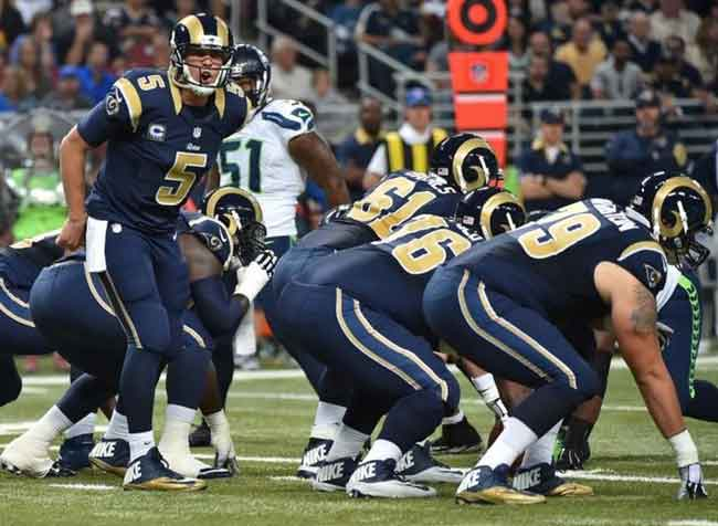 Image result for LA Rams 2016