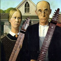 Tapper American Gothic