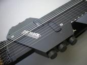 10弦 Railboard、黒色