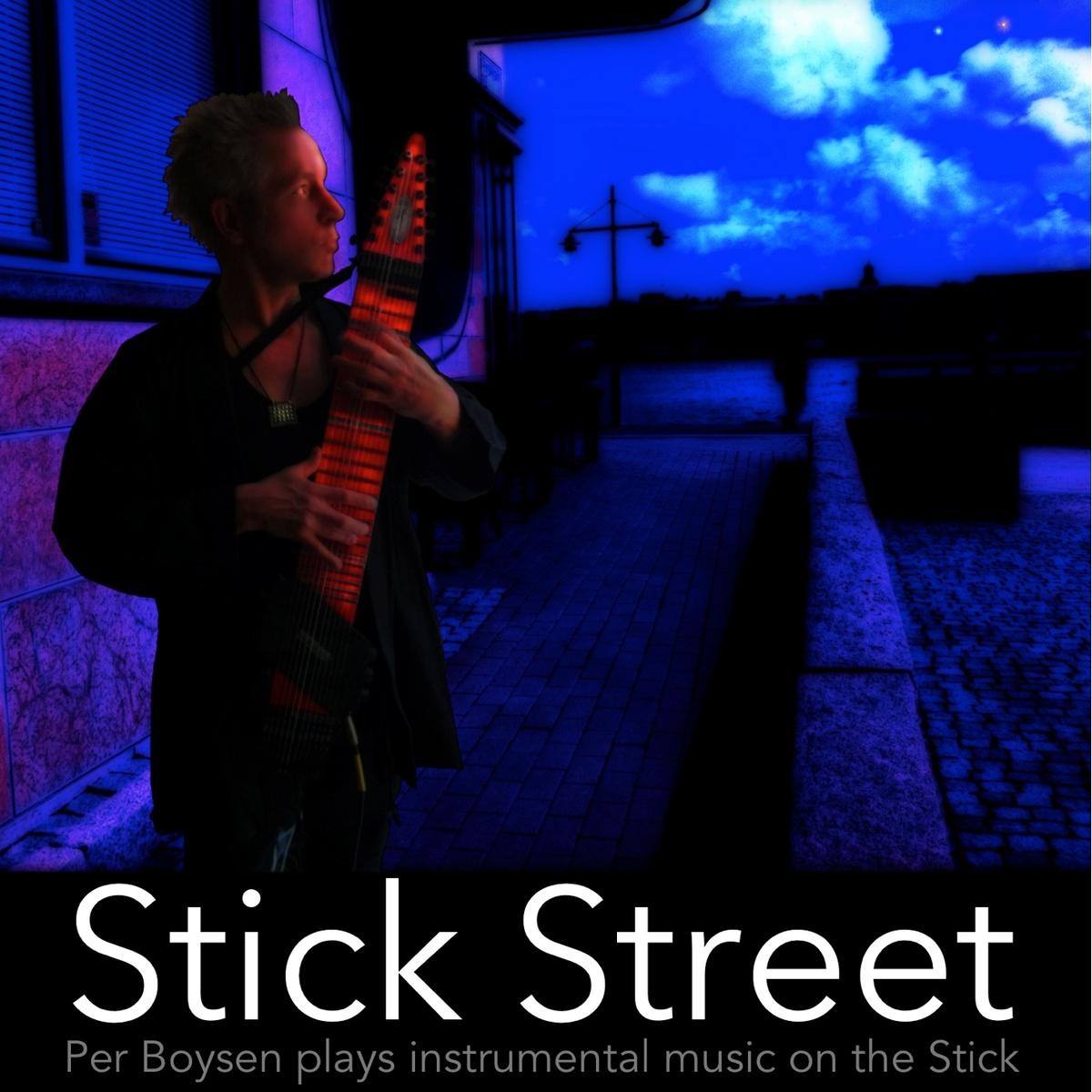 Per Boysen の新作「Stick Street」!