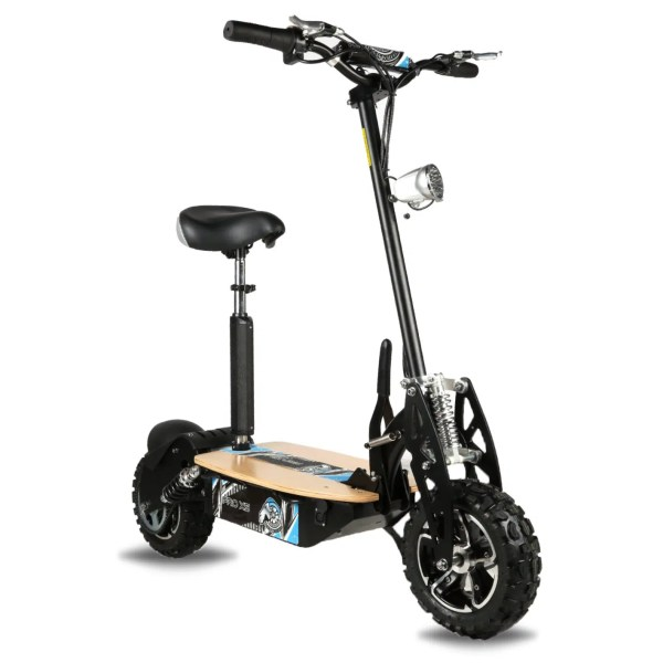 Pro XS Electric Scooter – Black 1600W 48V