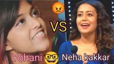 Yohani vs Neha Kakkar