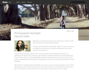 Photographer's Spotlight