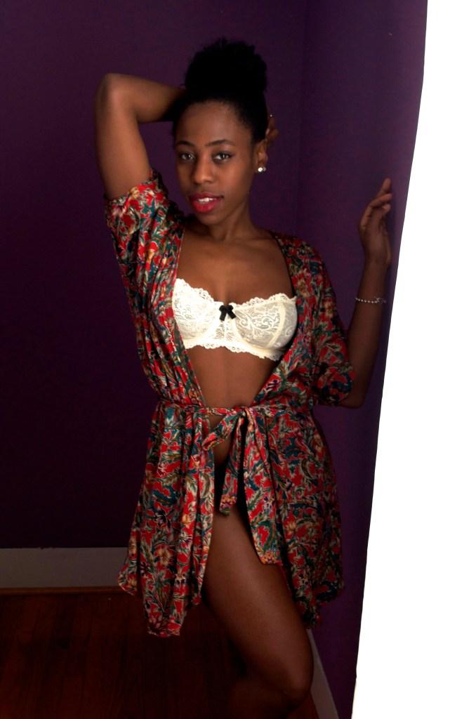 Rana ThirdLove Lingerie Balconet Bra Lace Panty 14