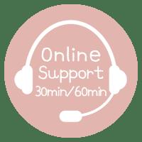 オンラインサポート