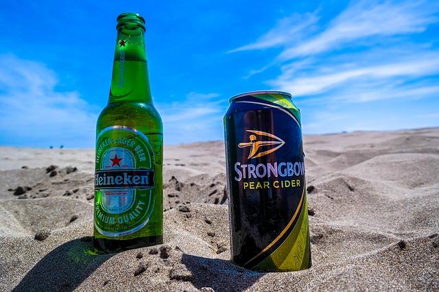 alkohol sommer