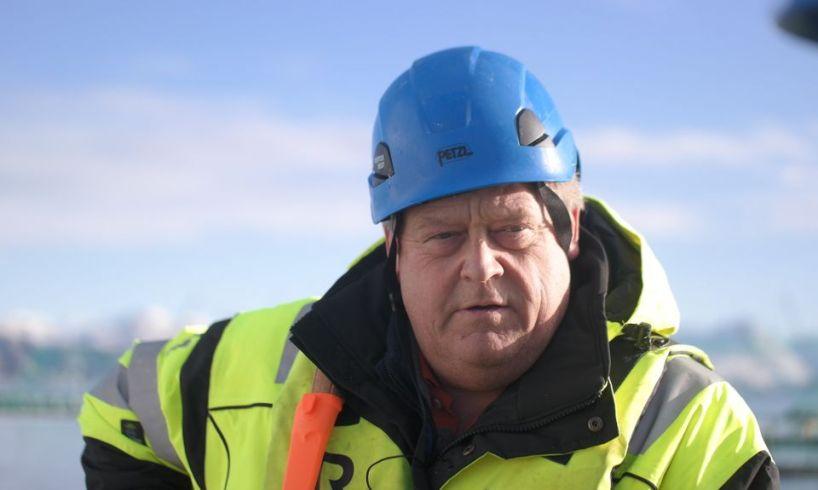 fiskeriminister nesvik
