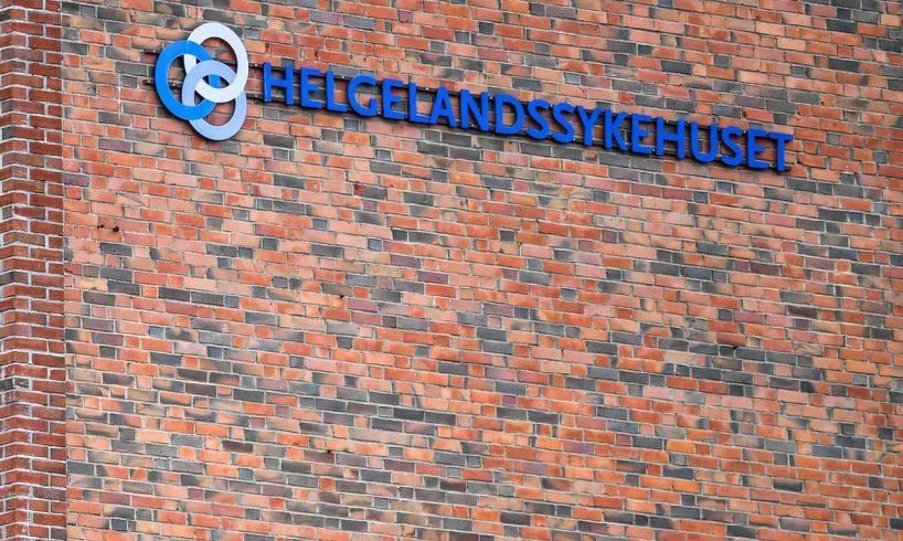 Foto: Helgelandssykehuset Sandnessjøen