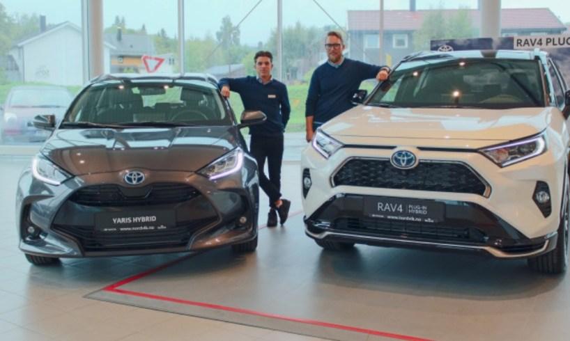 Nordvik Toyota Mo i Rana