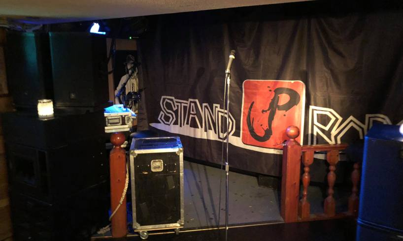 stand up bodø