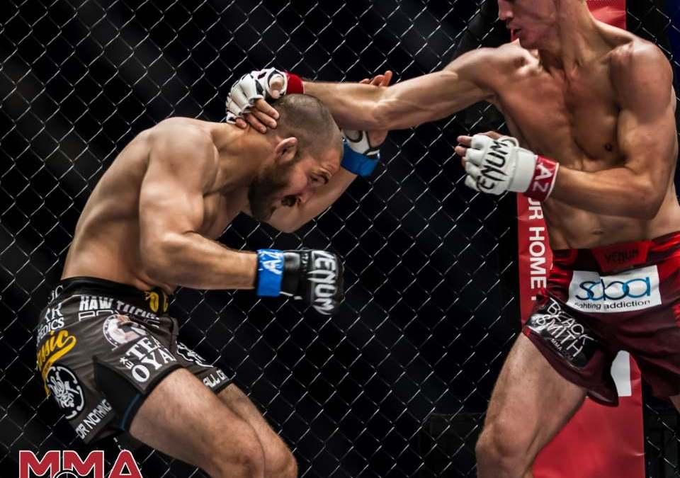 MMA Stalker Covers LFA 44
