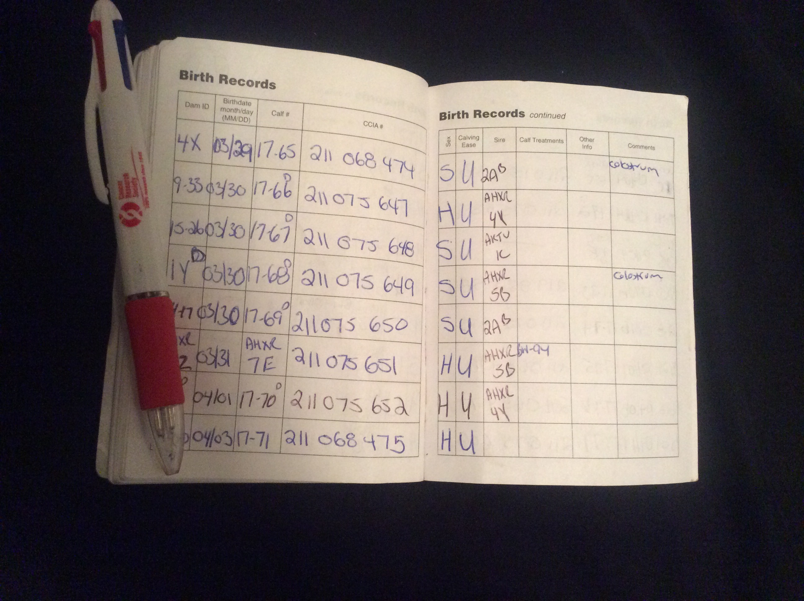 How We Use Cattlemax For Record Keeping
