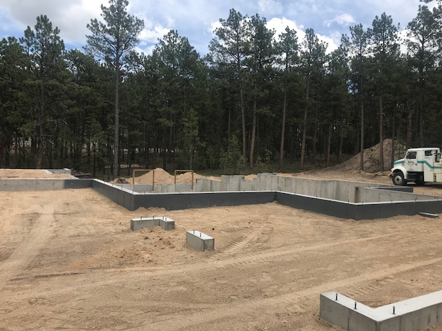 19084 Hilltop Pines Path - Semi-Custom Ranch Home in Process in Monument
