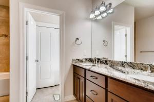 The Vail - Lower Level Bathroom
