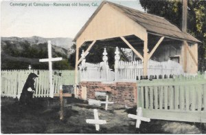 Cemetary-Postcard