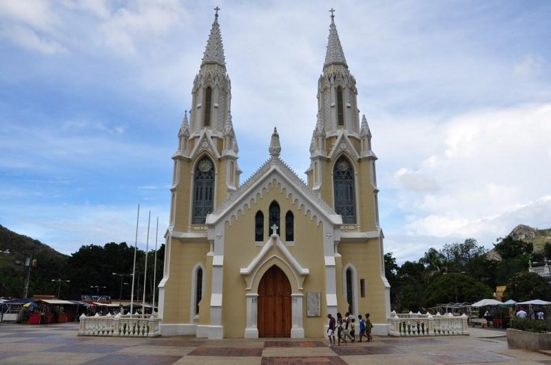 Iglesia de la Vigen del Valle - Margarita