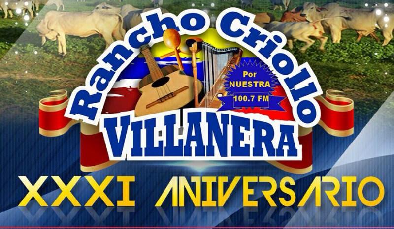 XXXI Aniversario del Rancho Criollo Villanera