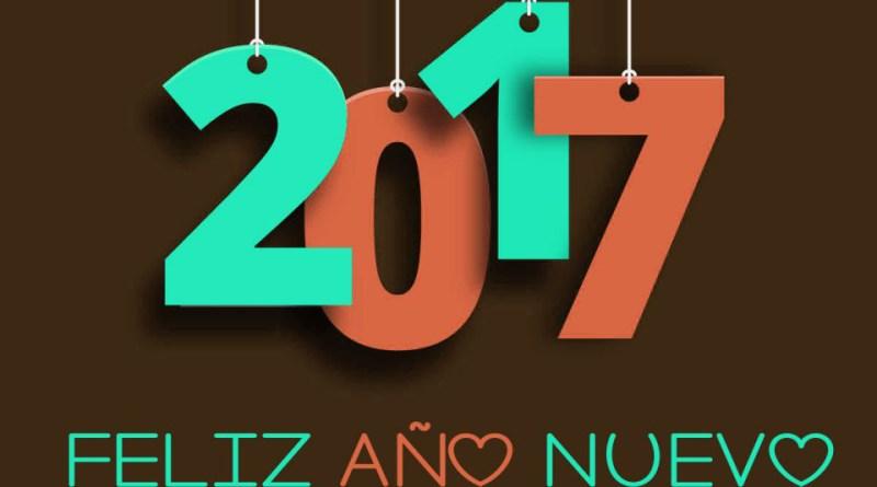 Feliz y Prospero Año Nuevo 2017