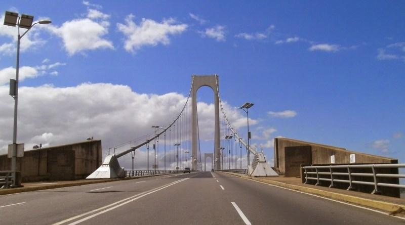 Ciudad Bolívar celebra 50 años de inauguración del Puente Angostura