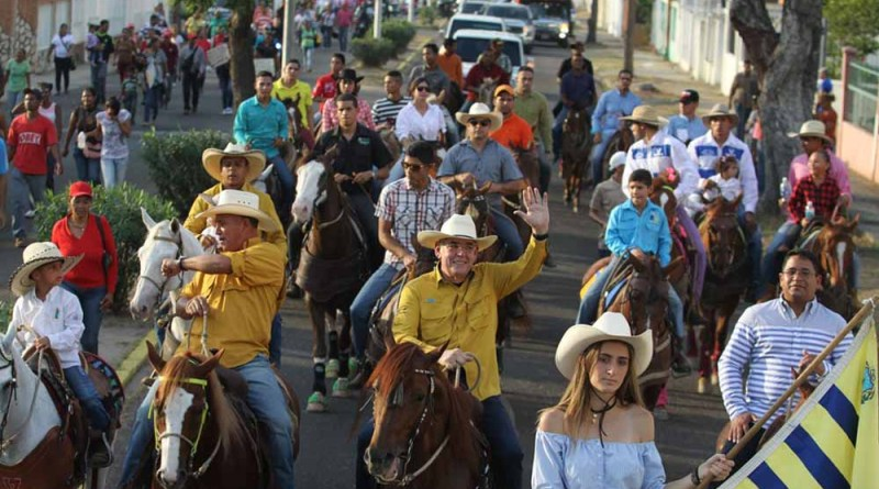 Feria del Caballo Bolívar Potencia 2017