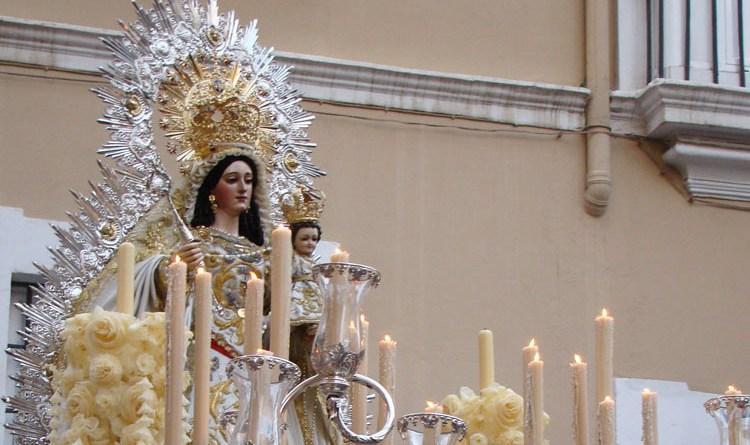 Ciudad Bolívar y su patrona salvavidas, Nuestra Señora de las Nieves