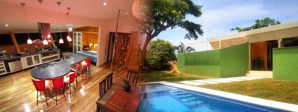 Costa Rica eco house