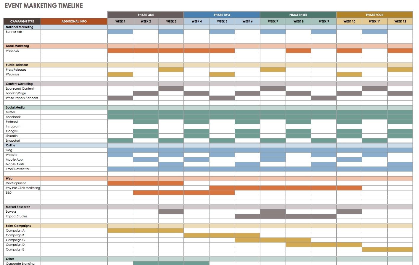July Page 5 Template Calendar Design
