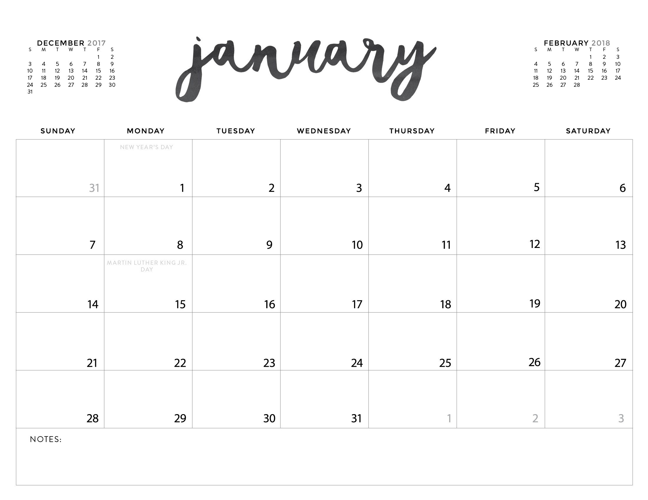 Free Calendars To Print Without Downloading Template Calendar Design