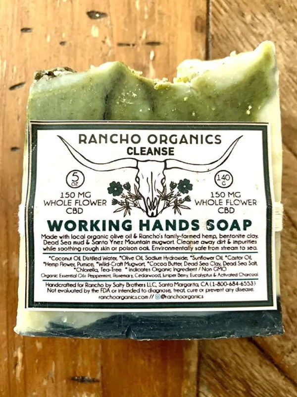 CBD Soap Bar