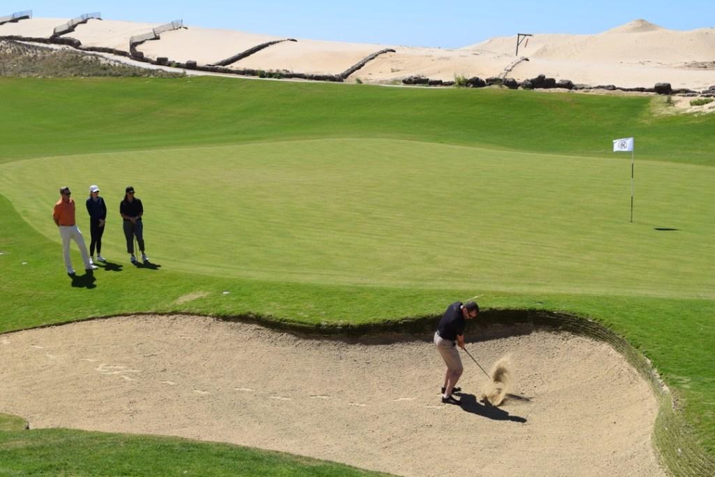 golf course at Rancho San Lucas