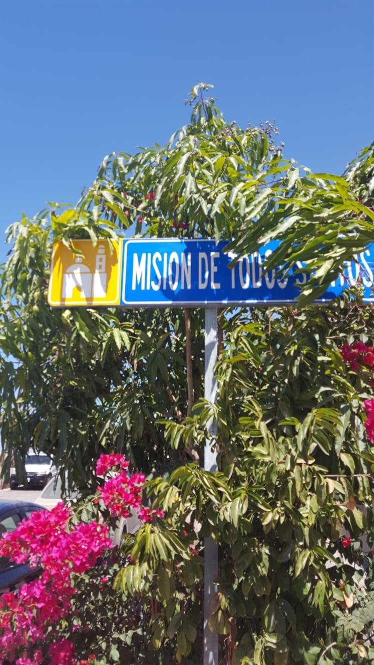 mission Todos Santos