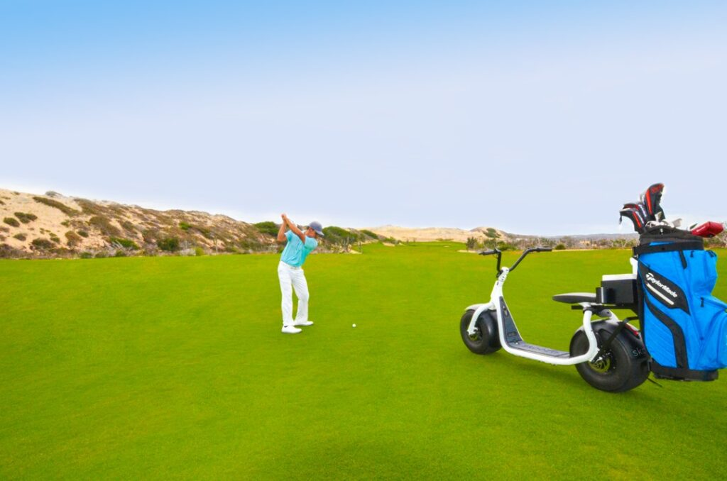 Golf at Rancho San Lucas