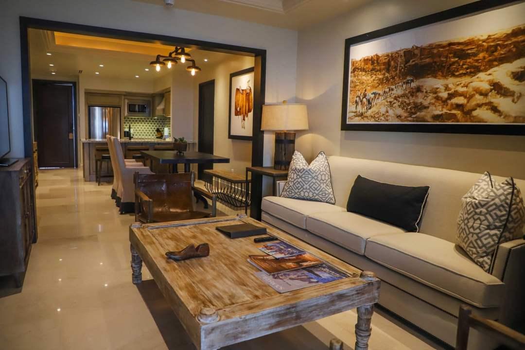 Master Suite at Rancho San Lucas