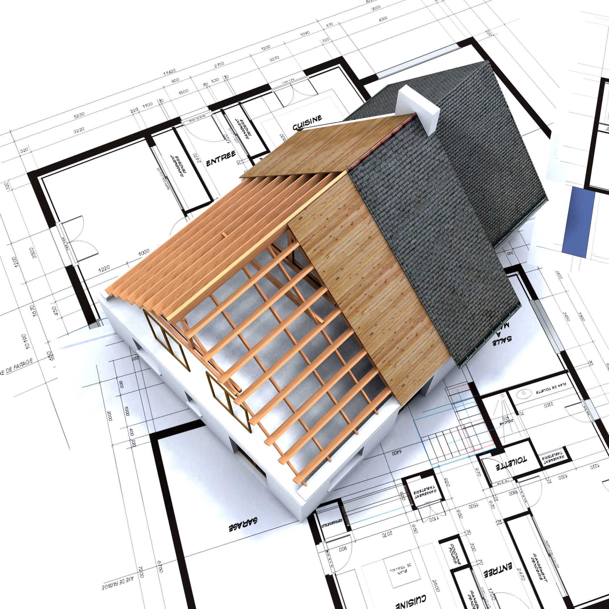 Roofing Plan