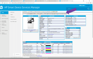 HP Smart Device Services