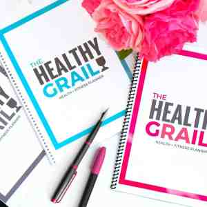 Health and fitness planner download
