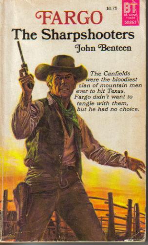 The Fargo Series - John Benteen (3/5)