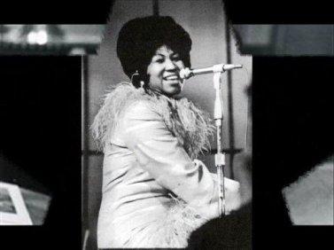 aretha at piano 1967